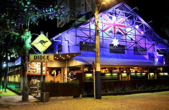 Fim de semana de rock, reggae e Festival Australiano no Didge BC