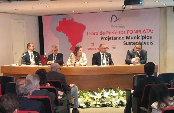 Financiamento internacional de Itajaí é referência em toda a América Latina
