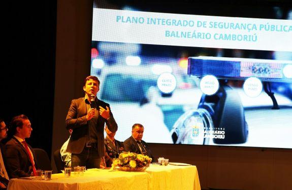 Forças de segurança se unem para tornar Balneário Camboriú a mais segura do país