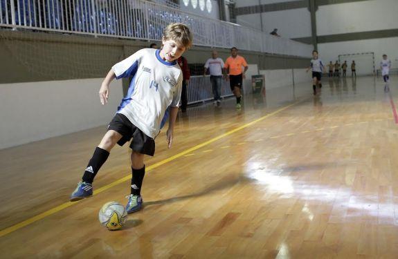 Futebol e Futsal de BC competem neste fim de semana