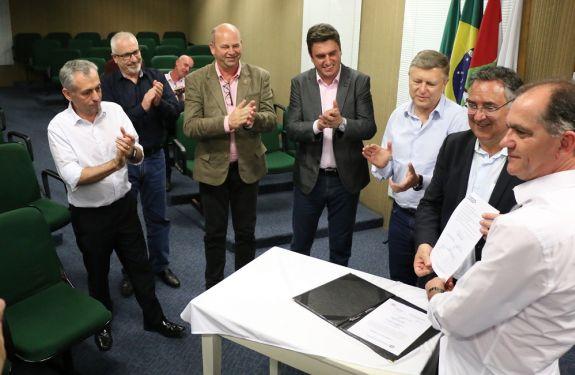 Governo de SC destina R$ 680 mil para obra em Rio do Sul