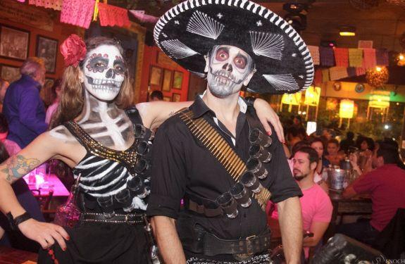 Guacamole Cocina Mexicana celebra Dia de Los Muertos no próximo dia 1°
