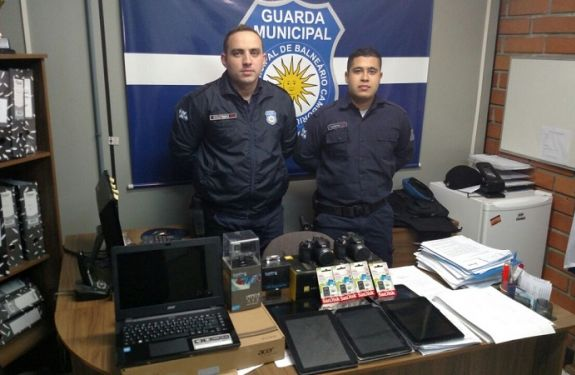BC: Guarda Municipal incorpora equipamentos tecnológicos