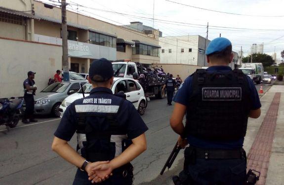Guarda Municipal BC: 30 prisões ou conduções em Bairro em um mês