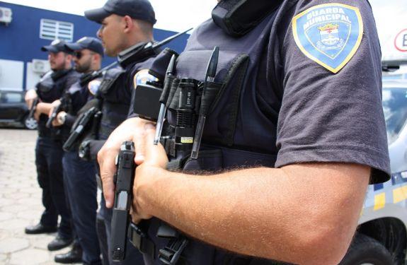Guarda Municipal de Itajaí reforça os serviços com a autorização para o porte de armas