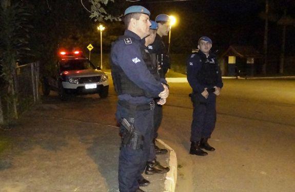 Guarda Municipal faz operação saturação em bairros de BC