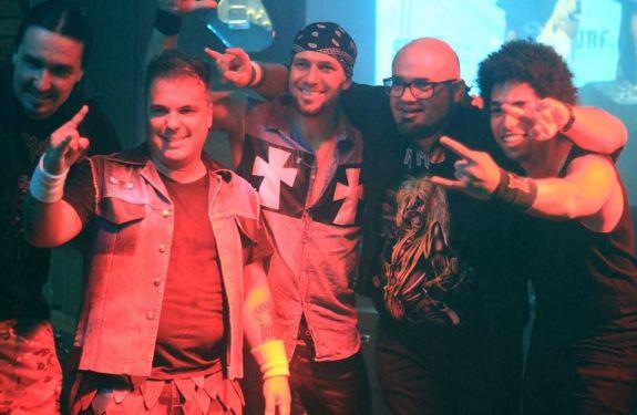 Halloween do Didge BC terá especial Iron Maiden com a banda Maiden Madness nesta sexta-feira