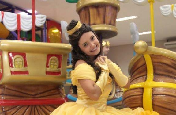 BC: Espetáculo 'Heróis e Princesas – A Magia Nunca Acaba'