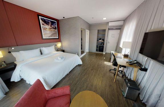 Hilton continua expansão no Brasil com abertura do quarto hotel Hilton Garden Inn