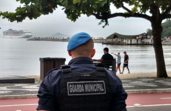Homem é detido por Guarda Municipal após briga em quiosque de BC