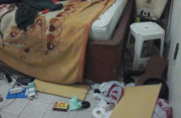 Homem é preso em flagrante por violência doméstica em BC