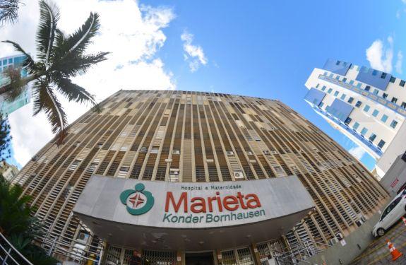 Hospital Marieta ativa mais 10 leitos de UTI para pacientes com COVID-19