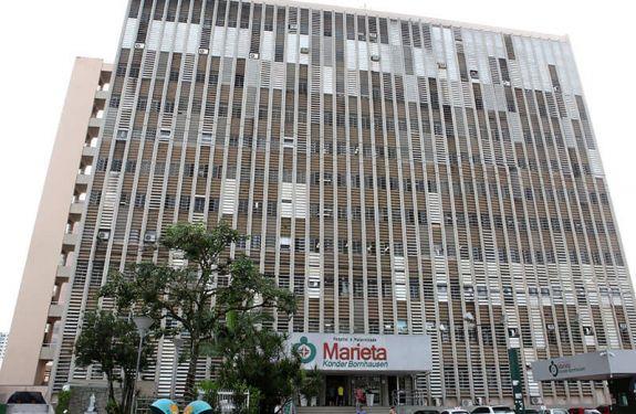 Hospital Marieta inicia mutirão de cataratas em Itajaí