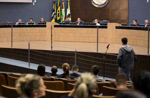 Implantação de presídio federal em Itajaí é discutida em audiência pública