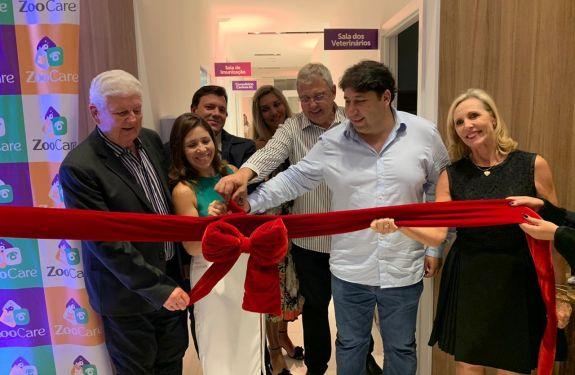 Inaugurado hospital veterinário referência em Balneário Camboriú