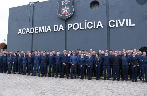 Iniciada a formação profissional da Guarda Municipal de Itajaí