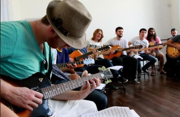 Inscrições abertas para oficinas do 20º Festival de Música de Itajaí