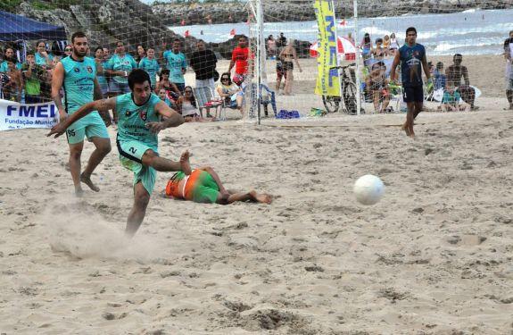 Inscrições do Beach Soccer começam nesta quarta (22) em Itajaí