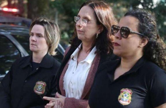 Irmã de Aécio, Andrea Neves, deixa a prisão em Belo Horizonte