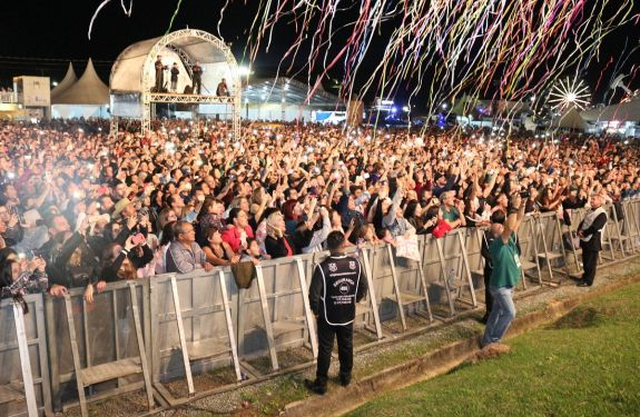 Itajaí: 35ª Festa Nacional do Colono é sucesso de público