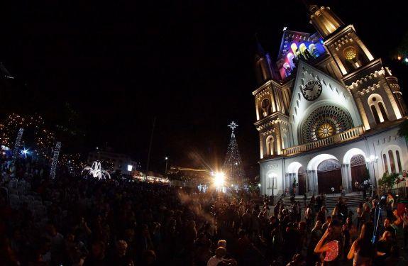 Itajaí: Abertura do Natal EnCanto será no dia 8 de dezembro