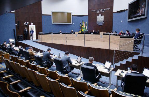 Itajaí: Crédito extraordinário de R$ 22,8 milhões para saúde...