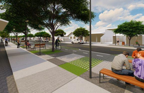 Itajaí: Autorizado o início das obras de revitalização da avenida Campos Novos