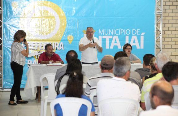 Itajaí: Comunidade do Imaruí receberá o primeiro Prefeitura nos Bairros de 2018