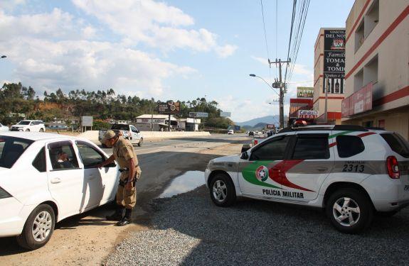 Itajaí: Comunidades do interior terão reforço na segurança pública