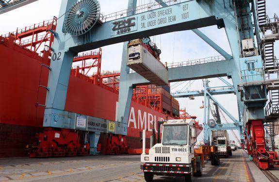 Itajaí dá as boas-vindas à nova rota da Ásia
