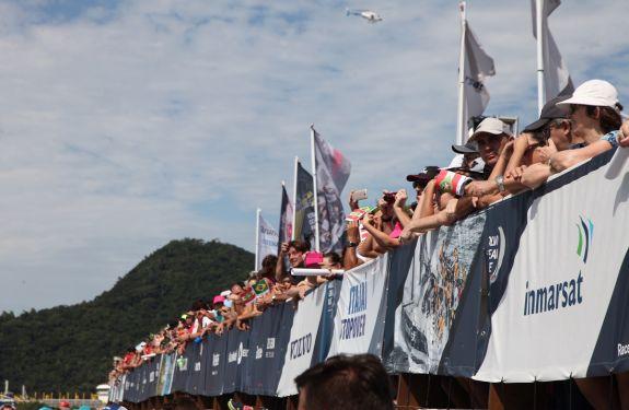 Itajaí: Carta de intenções para sediar regata de volta ao mundo