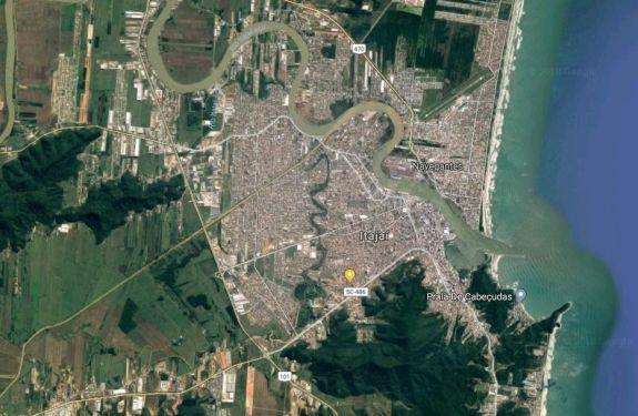 Itajaí estuda implantação de sistema de identificação de vazamentos via satélite