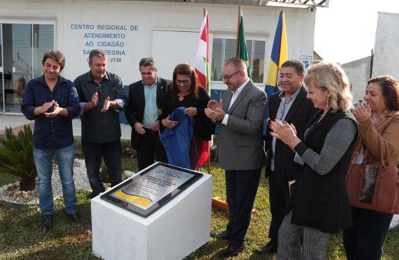 Itajaí: Inaugurada a subprefeitura do bairro Santa Regina