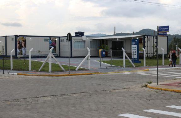 Itajaí: Inaugurada a Unidade Básica de Saúde São Francisco de Assis
