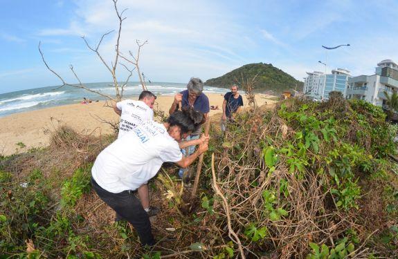 Itajaí investe em melhorias na área ambiental