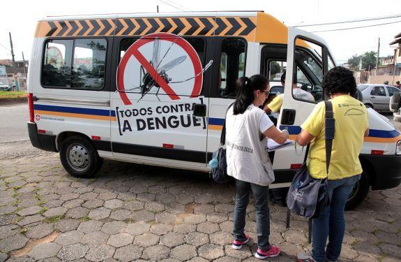Itajaí lança campanha de mobilização 'Itajaí Contra Dengue'