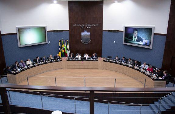 Itajaí: Lei de Diretrizes Orçamentárias é aprovada