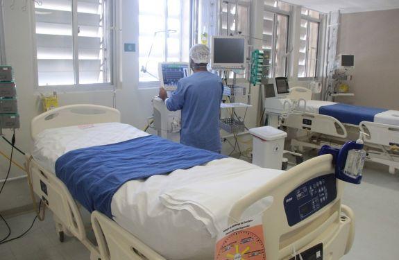Itajaí: Mais 20 leitos de UTI serão ativados no Hospital Marieta em até 10 dias