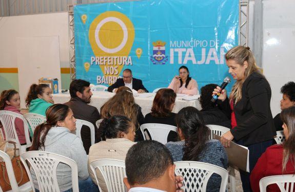 Itajaí: Prefeitura nos Bairros chega ao São Vicente nesta semana