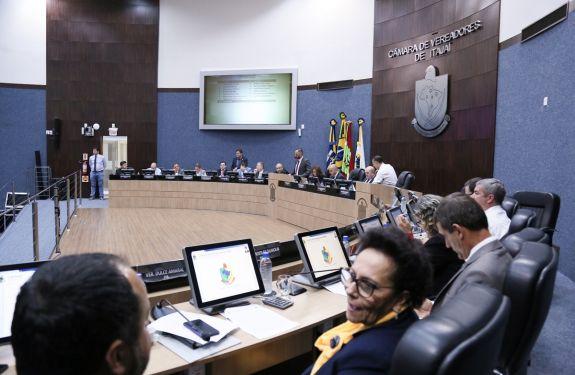 Itajaí: Projeto adequa lei que cria Guarda Municipal...