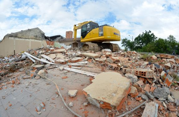 Itajaí promove nova demolição para o projeto da Via Expressa Portuária
