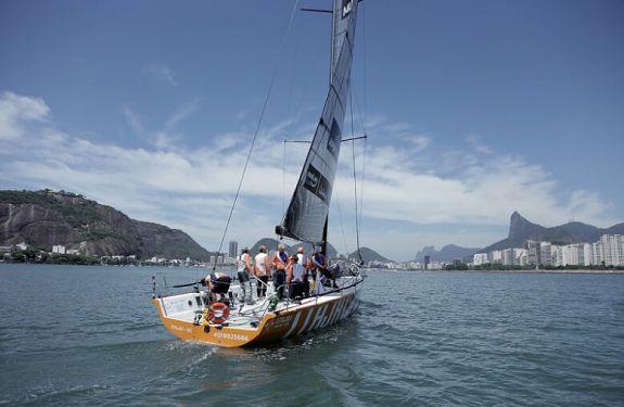 Itajaí recebe a maior competição de vela oceânica de Santa Catarina