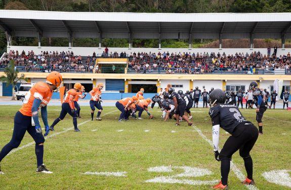 Itajaí recebe Copa Sul de Futebol Americano neste sábado (26)