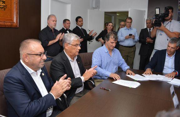 Itajaí receberá o maior complexo industrial de pescado enlatado do mundo