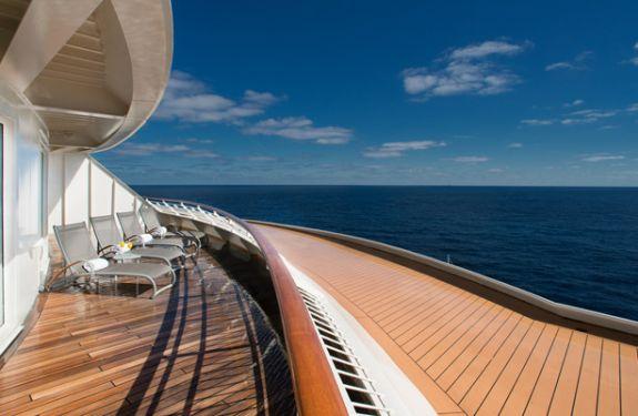 Itajaí receberá o maior navio residencial do mundo