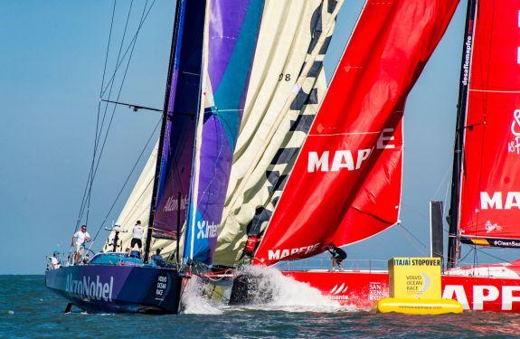 Itajaí receberá pela quarta vez a regata The Ocean Race