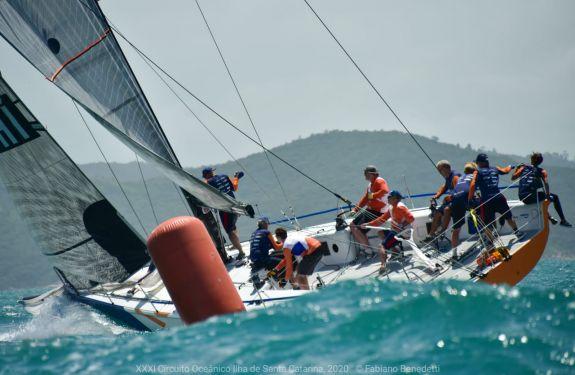 Itajaí Sailing Team garante segunda posição no 31º Circuito...