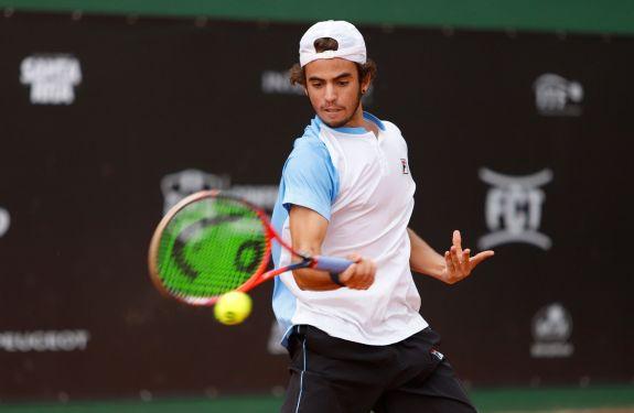 Itajaí brasileira do Roland-Garros Junior Wild Card Competition