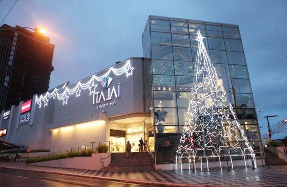 Itajaí Shopping abrirá em horário ampliado neste fim de ano