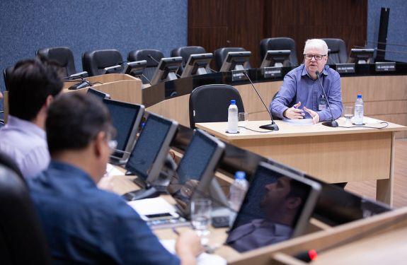 Itajaí: Técnicos responsáveis por estudo para edital do transporte público prestam depoimentos em CPI